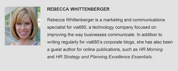 Rebecca Whittenberger