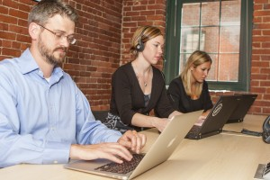 office employees and the BYOD trend