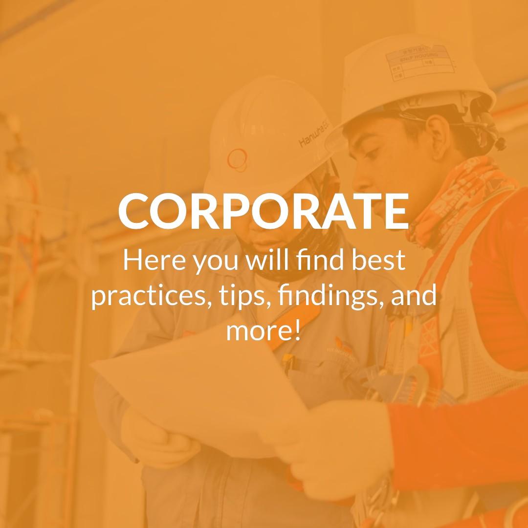 Corporate Blog Graphic