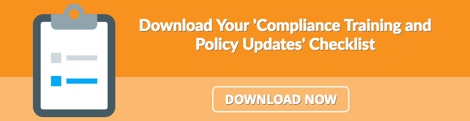 Compliance Training and Policy Updates Free Download