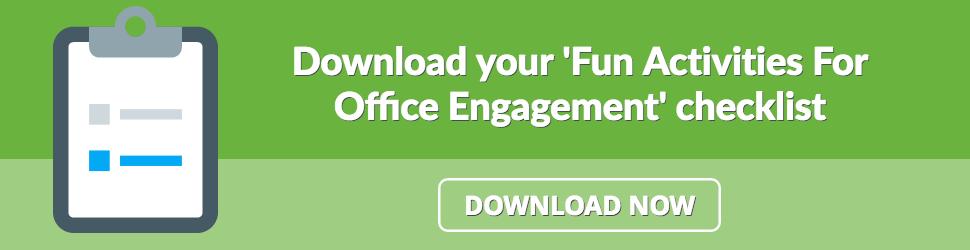 4 Step Guide To Planning Fun Activities For Office Engagement Checklist Free Download