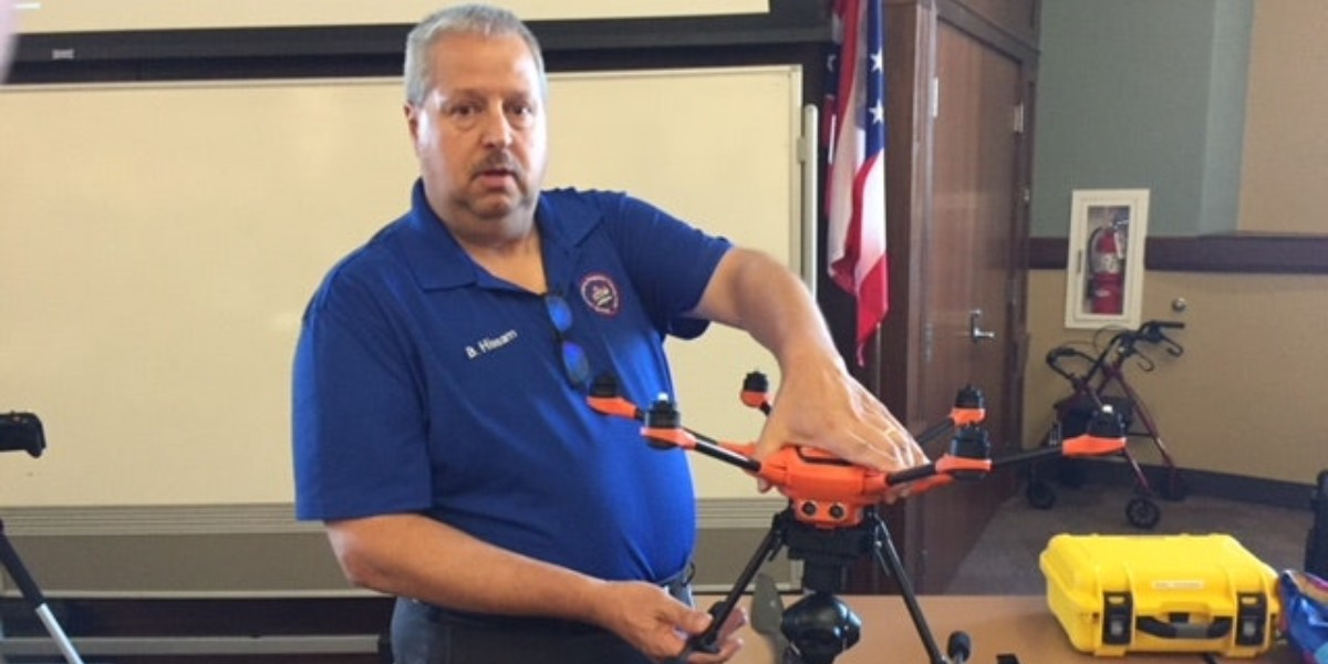 How Drone Safety Technology Can Improve Workplace Safety