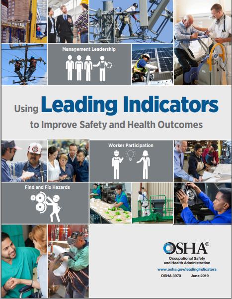using leading indicators
